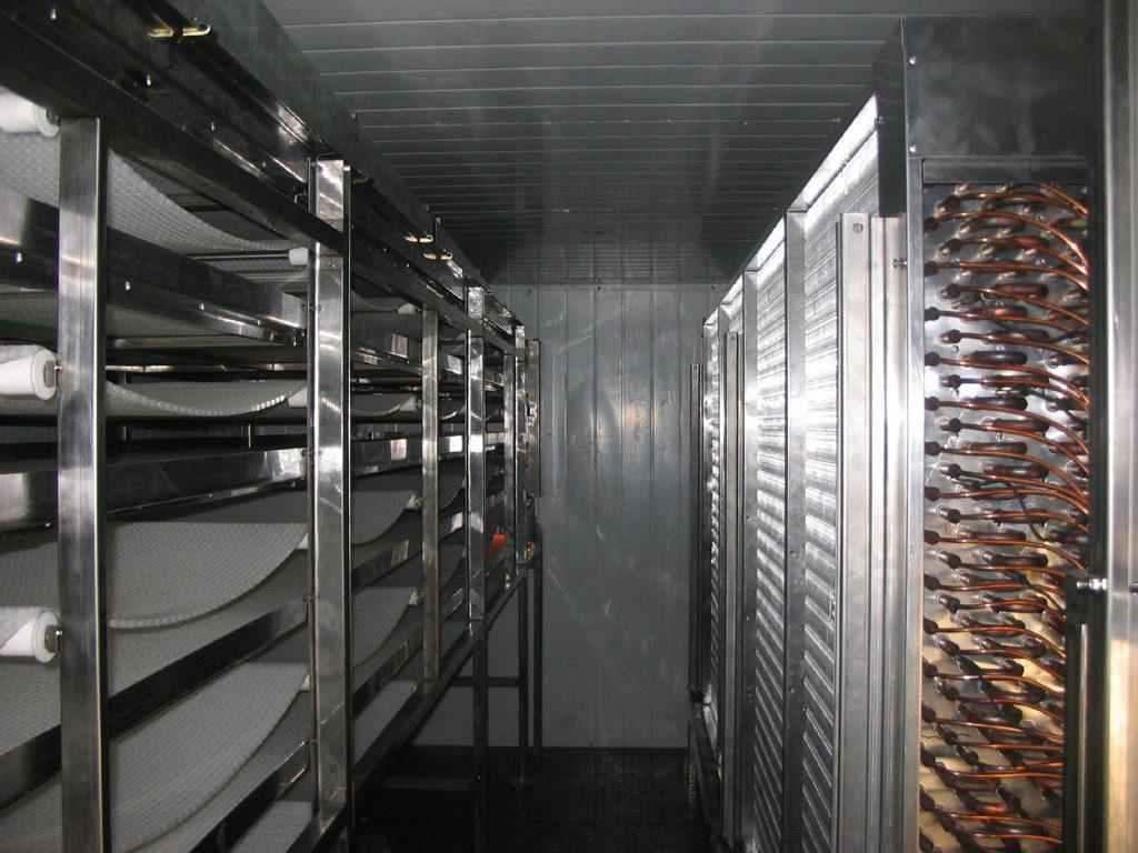 Как построить холодильную камеру своими руками для охлаждения мяса 13