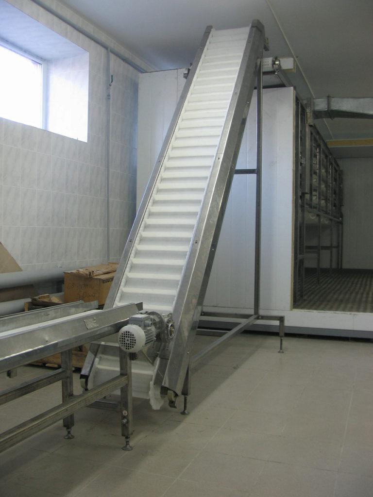 Тоннельный конвейер постройка конвейеров